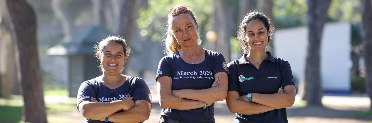 EWV Team März 2020 - stay home, stay safe, save lives.
